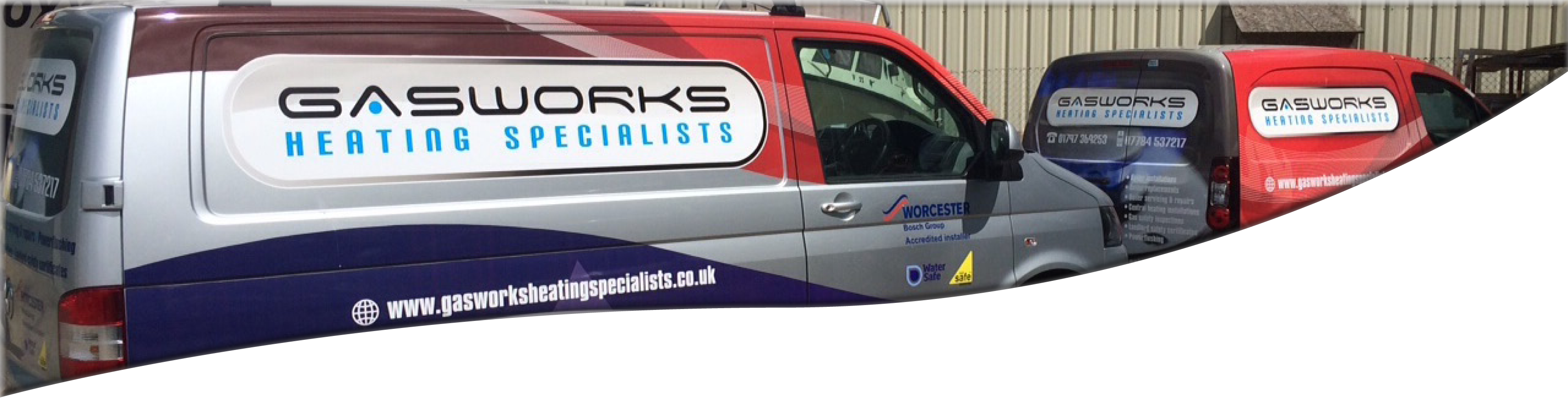 Gas Works Heating Specialists Kent